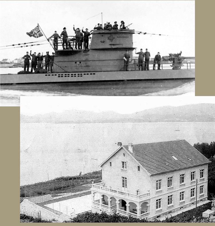 II Guerra Mundial y submarinos alemanes en Vigo