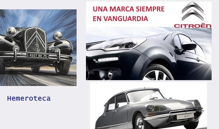 Citroën introdujo la tracción delantera en los años treinta y también la carrocería autoportante