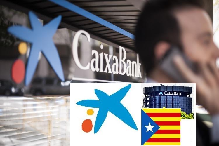 EL LOGO DE CAIXABANK SIEMPRE FUE NACIONALISTA | Y PARECE QUE TENDRÁ BASTANTE FUTURO