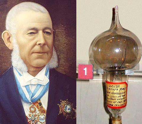 López de Neira y la primera luz eléctrica en Vigo