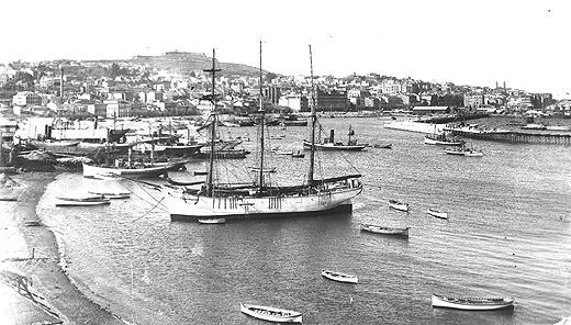 La llegada de los catalanes inició Vigo como ciudad industrial