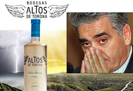 ALTOS DE TORONA UN VINO NADA ECOLÓGICO DE LA D.O RIAS BAIXAS