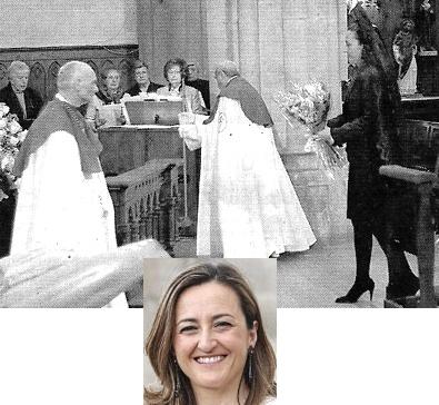 LOS ESTUPENDOS PERSONAJES DEL PP DE PONTEVEDRA Después de López Chaves, la más piadosa es Teresa Egerique