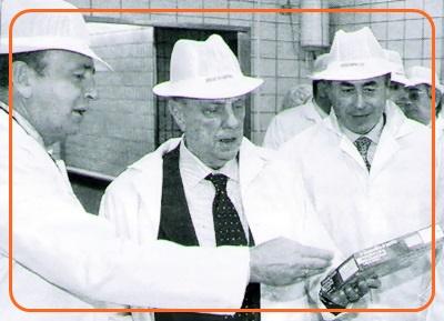 CUANDO FERNÁNDEZ SOUSA Y PAZ ANDRADE JUNTOS TRILEARON A DON MANUEL