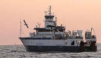 Vigo desempeña un papel primordial en la investigación pesquera europea