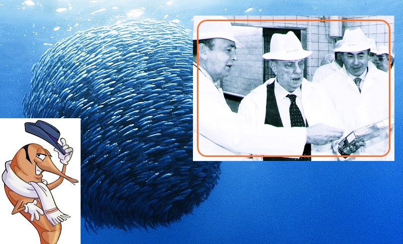 EL HISTÓRICO TIMO DEL LANGOSTINO | Tuvo lugar en el año 1996, cuando los entonces sumos hacedores de la Vieja Pescanova trilearon a Don Manuel, que se dejó