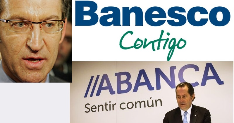 LOS VENEZOLANOS CHAVISTAS DE BANESCO, DUEÑOS DE ABANCA, ENCONTRARON PETRÓLEO EN GALICIA