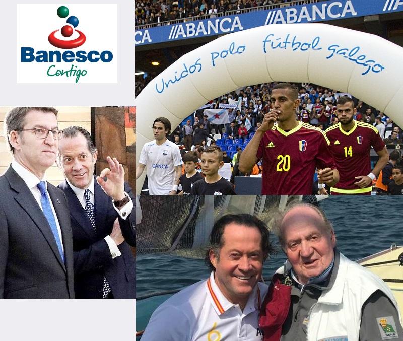 El banquero venezolano con antiguos vínculos chavistas que Núñez Feijoo convirtió en rey financiero de Galicia
