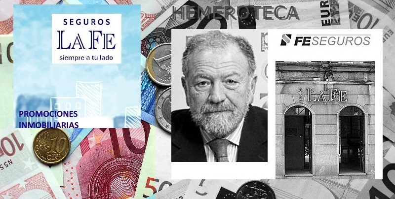 EL GRAN NEGOCIO DE LOS SEGUROS FUNERARIOS | La Fe invierte todos sus muy cuantiosos beneficios fuera de Galicia