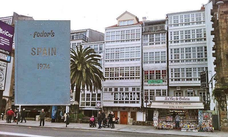 LA GUÍA FODOR´S 1974 | FUE INJUSTA CON A CORUÑA | (no es la ciudad más fea de España)
