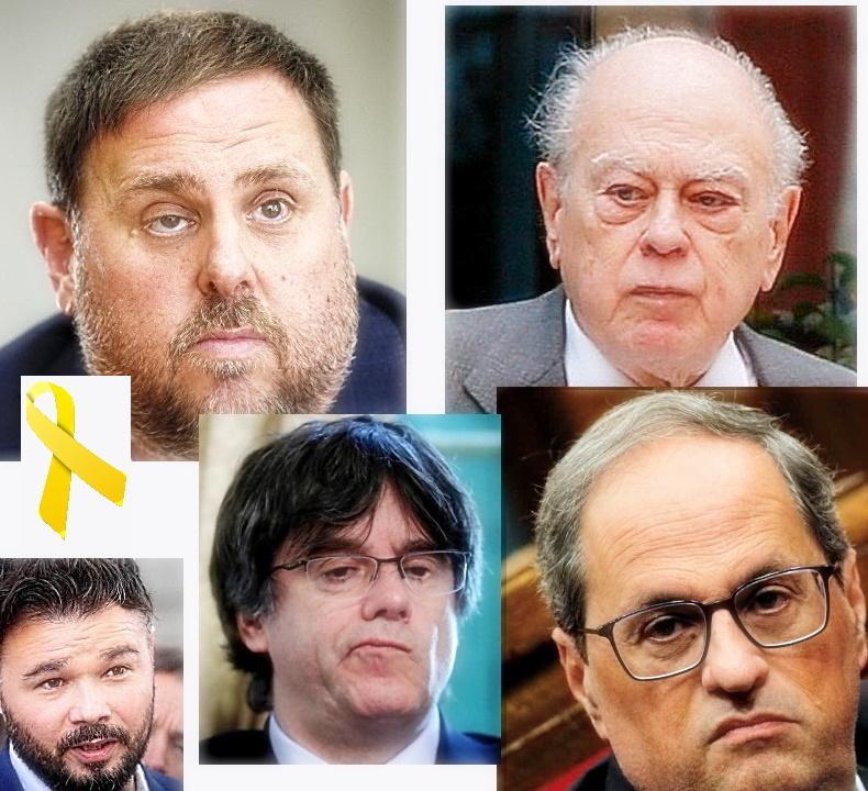 INSISTIMOS: | LOS POLÍTICOS CATALANES | SON BASTANTE FEOS