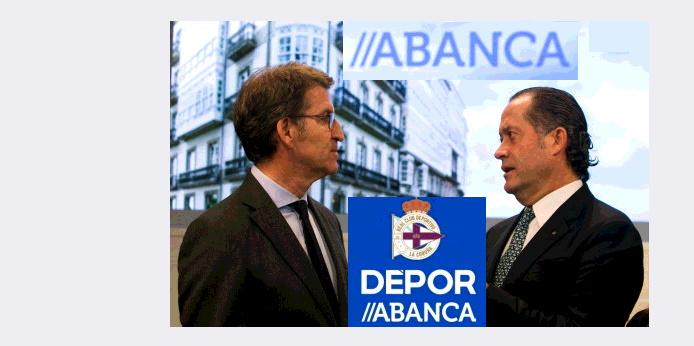 ABANCA DE A CORUÑA | SOPORTE ECONÓMICO Y | PRIMER ACCIONISTA DEL DEPORTIVO