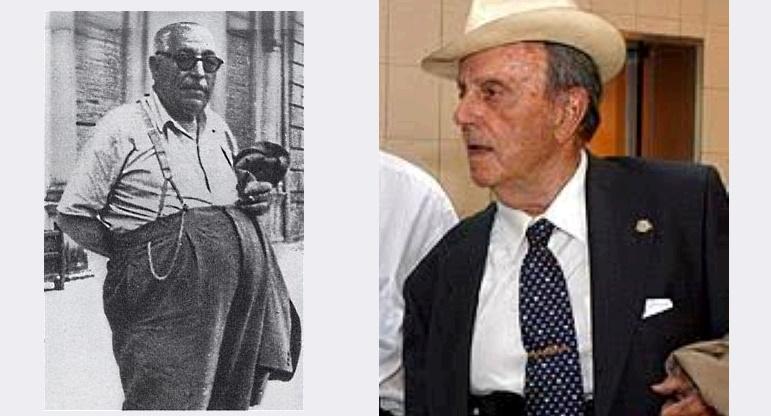 ENTRE GALICIA Y SICILIA: | CURIOSA ANTIGUA COINCIDENCIA | (ambos capos nacieron en Villalba)