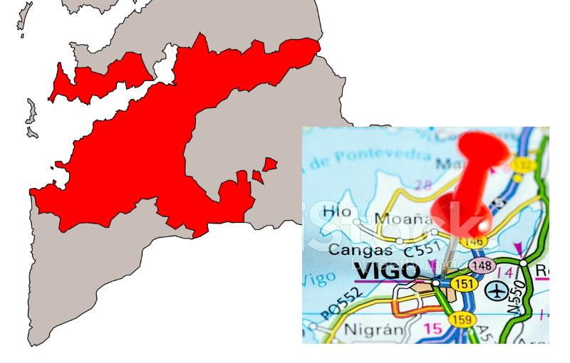 VIGO | Megadistrito industrial | del sur de Galicia