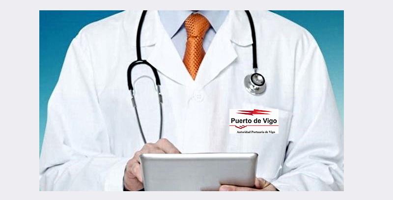 Un médico en el puerto
