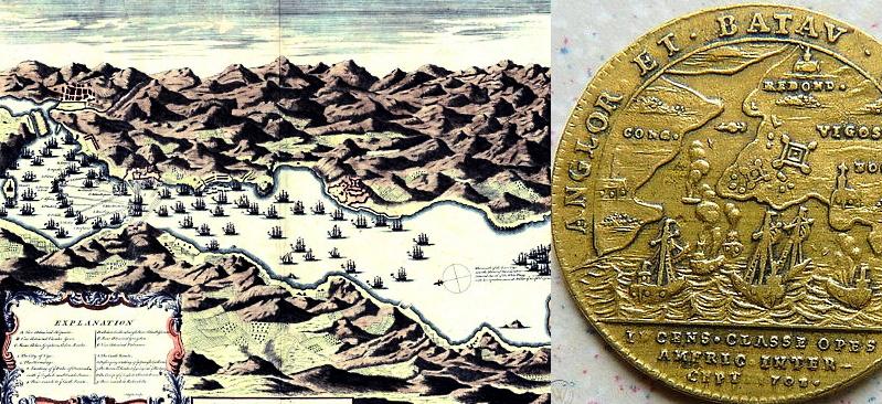 THE BATTLE OF VIGO BAY | (para nosotros la Batalla de Rande)