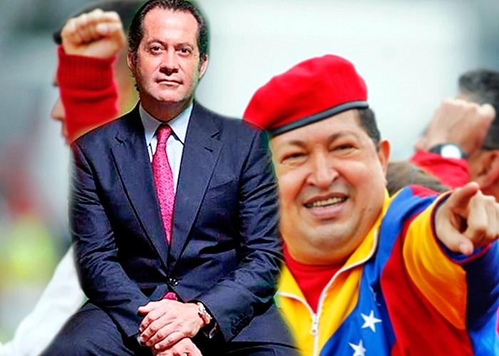 JUAN CARLOS ESCOTET: | EL BANQUERO DEL CHAVISMO QUE ES DUEÑO DE ABANCA GRACIAS A NÚÑEZ FEIJOO