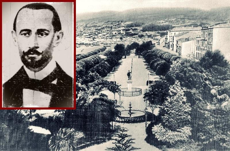 Emilio García Olloqui. Urbanista, promotor de la Alameda y exagerado poeta épico