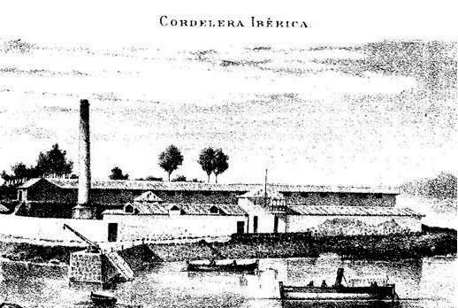 La Cordelera Ibérica, frente a Toralla