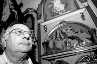 EL APOSTOL SANTIAGO PUDO HACER UNA PARADA EN BOUZAS