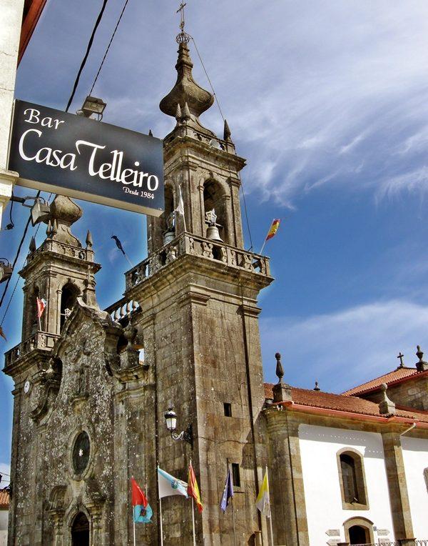 CASA TELLEIRO, EN SAN CAMPIO