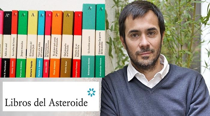 LUIS SOLANO NOVO | EDITOR LIBROS DEL ASTEROIDE