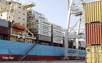 El Puerto de Vigo consigue los mejores resultados de su historia en tráfico de mercancías