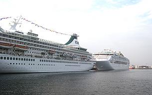 Vigo recibirá la visita de 97 cruceros en 2005