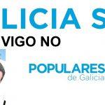 EL PARTIDO POPULAR DE GALICIA SIEMPRE SE POSICIONÓ CONTRA VIGO