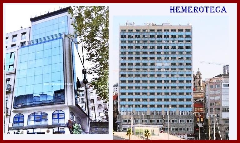EDIFICIO AZUL Y HOTEL BAHÍA | Dos bodrios arquitectónicos que están demasiado presentes en destacados lugares de la ciudad