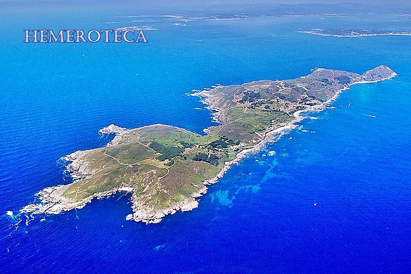Una historia singular: | la propiedad de la Isla de Ons dio lugar a una escabrosa historia con trasfondo empresarial