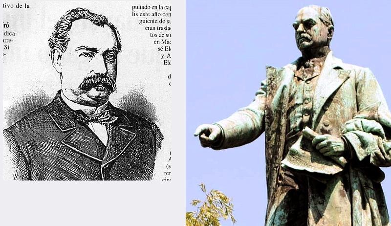 José Elduayen y Gorriti, en el Siglo XIX gran valedor de la ciudad